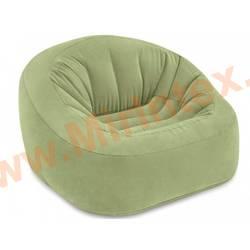 "INTEX Кресло надувное ""Beanless Bag Club Chair"" 124х119х76 см"