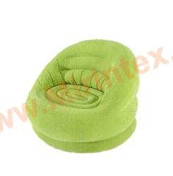 "INTEX Кресло надувное ""Lumi Chair"" 112х104х79 см (салатовое)"