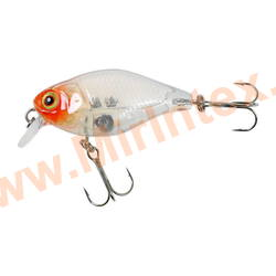Jackall Воблер Chubby 38F CLEAR SALMON ROE HEAD