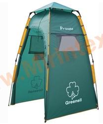 27011 Палатка с полуавтоматическим каркасом Greenell Приват 125х125х198 см