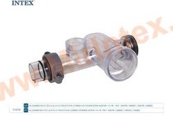 INTEX Корпус электролитической ячейки для хлорген. арт. комби-песочного 28676,28678,28680,28682
