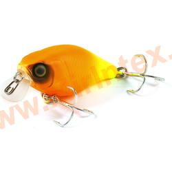 Jackall Воблер Chubby 38F orange chartreuse