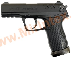 "Gamo Пневматический пистолет ""C-15 Blowback"" 4.5 мм"