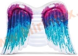 INTEX 58786 Матрас для плавания «Крылья ангела» 251 х 160 см.