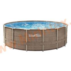 Бассейн каркасный Summer Waves 457x132 см