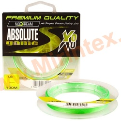 Norstream Плетенка Absolute Game 8x #0,4(тест 5,3 kg)130m