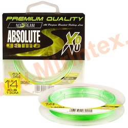 Norstream Плетенка Absolute Game 8x #0,6(тест 6,4 kg)130m