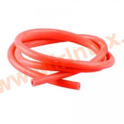 Кембрик флуоресцентный 1 м. Ø 2-4 mm(красный)