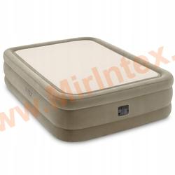 Надувные кровати INTEX ThermaLux Dura-Beam Deluxe 152х203х51