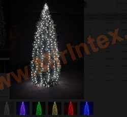 Комплект освещения «Хамелеон» 220 В RGB 12 м.