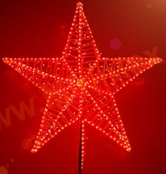 Макушка для уличной ели «Звезда» 1.25 м.