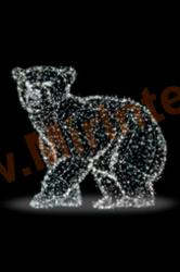 Световая фигура «Медведица»