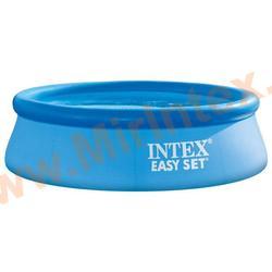INTEX 28106 Бассейн с надувным кольцом Easy Set 2.44 х 0.61 м