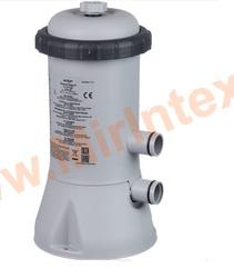 INTEX Корпус и мотор для ф.насоса 28604 (без комплекта для подключения)