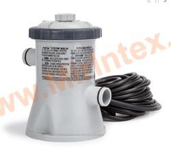 INTEX Корпус и мотор для ф.насоса 28602 (без комплекта для подключения)
