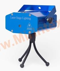 Лазерный проектор мини Laser Stage Lighting mini (новогодняя тема)