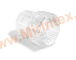 INTEX 11723 Прозрачный переходник для песчаных фильтрующих насосов арт.26644