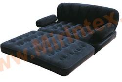 Bestway 67356 Надувной диван-кровать 193х152х64 см, электронасос 220В в комплекте.