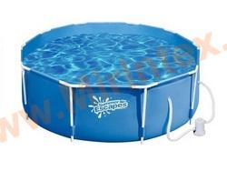 Summer Escapes Р20-1236-А Каркасный бассейн 366х91 см (картриджный фильтр-насос 2270 л/ч 220В)