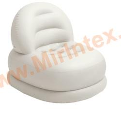 "INTEX 68592 Кресло надувное ""Мода"", 84х99х76 см.(без насоса)"