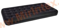 Надувные матрасы INTEX Velvet Flocked Pattern Bed 99х191х22 см (с встроенным насосом 220В)