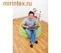 INTEX Кресло надувное 91х102х65 см (салатовое)