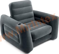"INTEX Кресло-кровать ""Pull-Out Chair"" 107х221х66 см"
