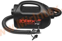 INTEX 68609 Насос электрический 220V/12V (автомобильный), 2-cкоростной.