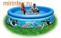 INTEX Бассейн надувной Ocean Reef 366х76см