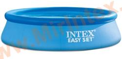 INTEX Бассейн надувной 305х76см