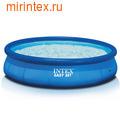 INTEX Бассейн надувной 366х76см