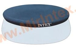 INTEX 28021 Тент на бассейн Easy Set, d=305 см.
