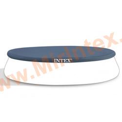 INTEX Тент для бассейна с надувным кольцом 366 см